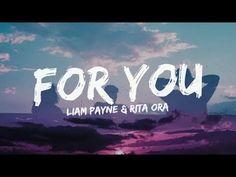 Liam Payne & Rita Ora - For You (Raspo Remix) (Lyrics Video)