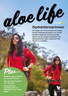 Aloe Life Magazin 10 What Is Aloe Vera, Aloe Vera Gel, Cover, Health, Life, Twin Sisters, Twins, Health Care, Salud