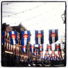 Larimer Square, Denver Colorado. Photo courtesy of @lovelivingincolorado