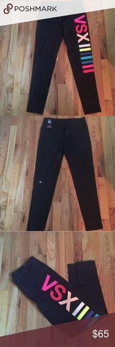 NWT Victoria's Secret Sport VSX Legging L NWT size large. Firm price! Victoria's Secret Pants Leggings