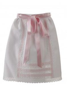 Faldón de cintura para bebés y recién nacidos con pasacintas y entredoses