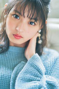 Saito Asuka, Beautiful Japanese Girl, Cute Asian Girls, Korea Fashion, Asian Beauty, Pixie, Beautiful People, Portrait, Hair Styles