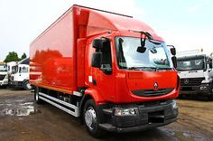 2011 RENAULT MIDLUM 270DXI 4X2 BOX TRUCK WITH TAIL LIFT RECOVERY TIPP