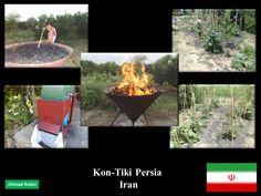 First Kon-Tiki in Iran! Iran, Farmer, Outdoor Decor, Home Decor, Decoration Home, Room Decor, Farmers, Home Interior Design, Home Decoration