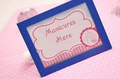 manicures here!!!