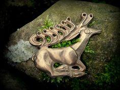 Scythian deer