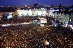 #plzen2015 #cityopeningceremony