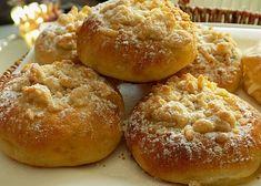 Majonézové koláčky bez kynutí recept - TopRecepty.cz 20 Min, Hamburger, Muffin, Bread, Breakfast, Sweet, Food, Morning Coffee, Candy