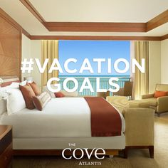 Who's ready for a luxurious getaway to The Cove?