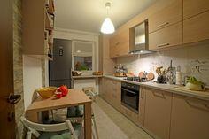 Un apartament din Bucuresti care surprinde prin simplitate si bun gust- Inspiratie in amenajarea casei - www.povesteacasei.ro