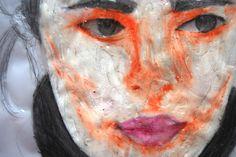 Self-portrait by Rita Firmino de Sá
