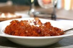 What will 2 Tbsp. chia seeds do for your chili? Read the recipe here to find out!