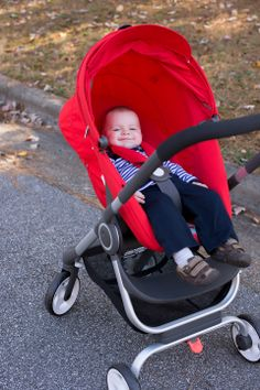 A child's smile is one of life's greatest blessings..... Stokke Scoot stroll