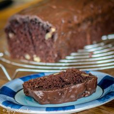 Sponge Cake, Sweet Bread, Bread Recipes, Spicy, Recipies, Food And Drink, Desserts, Chocolate Cakes, Postres