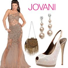 Jovani Dresses are fun to style when it comes to accessories! #Jovani style 6395 http://www.jovani.com/prom-dresses