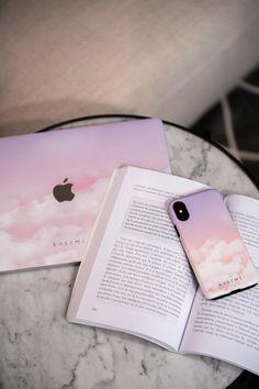 Utopia MacBook skin and phone case