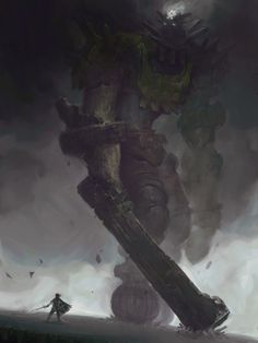 The Third Colossus by Victor Maury