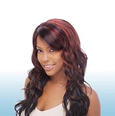 LAMONT GIRL -   • BIG LOOSE WAVE PATTERN WITH LAYERS  • LIGHT WEIGHT COMPARE TO LENGTH OF HAIR