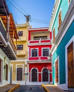 Old San Juan, Puerto Rico by katharinelight