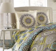 Heidi...I think you need these pillow shams...CUTE