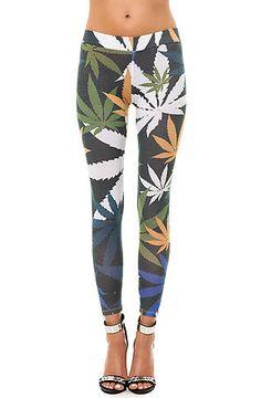 Civil Leggings Medicinal in Black Dope Fashion, High Fashion, Fashion Outfits, Stoner Style, Cannabis, Future Clothes, Leggings, Streetwear Fashion, Cute Outfits