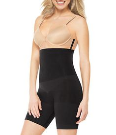 ASSETS� Red Hot Label� Focused Firmers shapewear uses special yarns with ''super powers'' and delivers focused firming results you can see in the zones where YOU need shaping the most! Get ready for a seamless, toned silhouette.