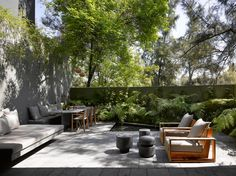 Ezequiel Farca Architecture & Design - Project - Barrancas House - Mexico City