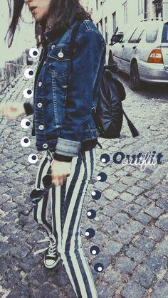 Sugestões de outfit #ootd #outfits #storiecriativi