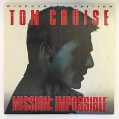 Mission Impossible Laserdisc