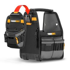 TB-CT-180-8  8in ClipTech Tote + Universal Pouch.jpg