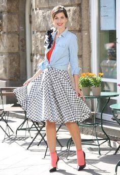 HerrSchneider - #Petticoat und Mode im 50er Jahre Stil   Business ...