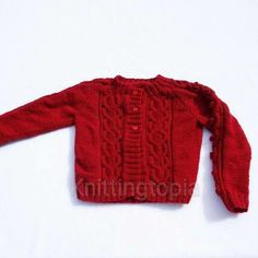 3377ec4c80c3 Hand knitted baby cardigan to fit 18 inch chest and matching ...
