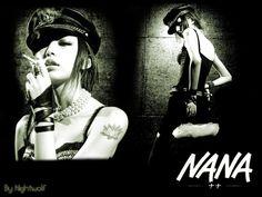 Osaki Nana, traje de foto antigua (tomo 2, final capítulo 2). Nana.