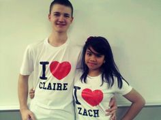Couple shirts <3 <3 <3