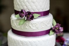 Wedding Tulips by Elegant Cake Creations AZ, via Flickr