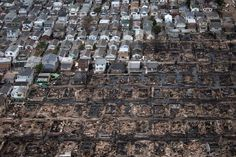 Hurricane Sandy's Harrowing Wake