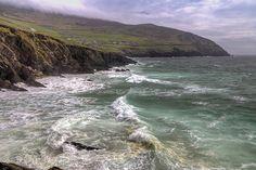 Dingle Peninsula, County Kerry, Irelandby Thomas Mulchi #Ireland #Dingle_Peninsula
