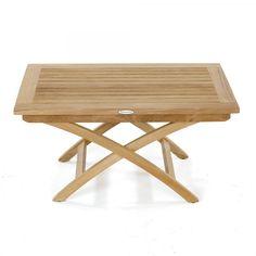 Folding Coffee Table, Garden Coffee Table, Teak Coffee Table, Teak Table, Folding Chairs, Teak Furniture, Patio Furniture Sets, Garden Furniture, Westminster Teak