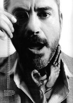 Robert Downey Jr... as Glenn?