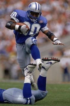 "Barry Sanders.......""THE GREATEST RUSHER OF ALL-TIME""!!"