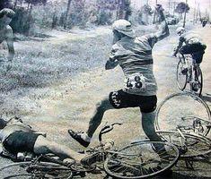 48 - Bernardo RUIZ (Esp). 1957 - Tour de France