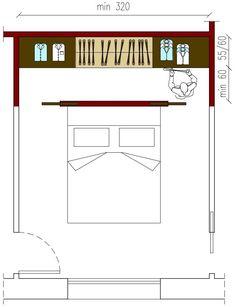Dimensioni Della Cabina Armadio Architettura A Domicilio all\'interno Dimensioni Cabina Armadio