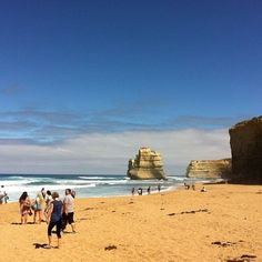 A trip along the infamous Great Ocean Road is not complete with visiting the iconic 12 Apostles.  #thetravellovers #photo #photooftheday #photography #friends #holiday #gold #live #love #fun #instagram #australia #victoria #visit #adventure #experience #travel #visitmelbourne #visitvictoria #seeaustralia #world #beach #bluesky #12apostles #visitgreatoceanroad #greatoceanroad #surfcoast #sun #surf by the_travel_lovers http://ift.tt/1ijk11S