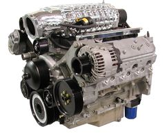LINGENFELTER LS7 427 CID 750 HP 58X 9.75 SUPERCHARGED CRATE ENGINE