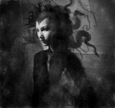 Miss Shadow by dihaze.deviantart.com on @deviantART
