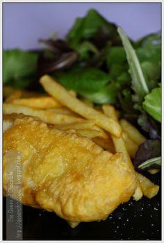 Fish and Chips e il segreto della pastella croccante