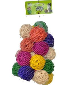 Ball Hive Medium Parrot Toy