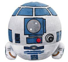 Star Wars 7-Inch Talking Plush Balls R2 D2