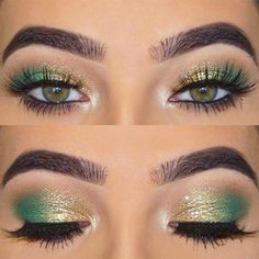 Eye Makeup For Prom Looks That Boast Major Glamour ★ What is Makeup ? What's Makeup ? Prom Eye Makeup, Eye Makeup Tips, Smokey Eye Makeup, Makeup Inspo, Wedding Makeup, Beauty Makeup, Makeup Ideas, 50s Makeup, Makeup Guide