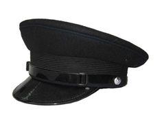 Police Caps Hats Military Cap/SECURITY CAP/ENGINE DRIVERS CAP,Mens Hats